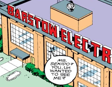 Barstow Electronics