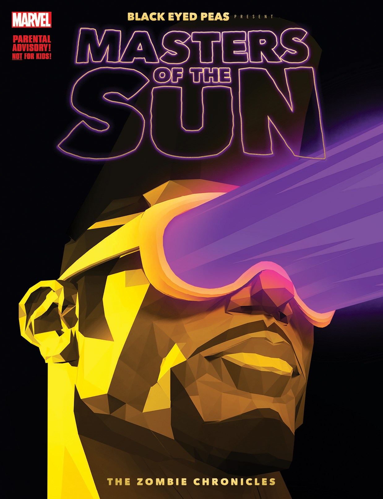 Black Eyed Peas Present: Masters of the Sun - The Zombie Chronicles Vol 1 1