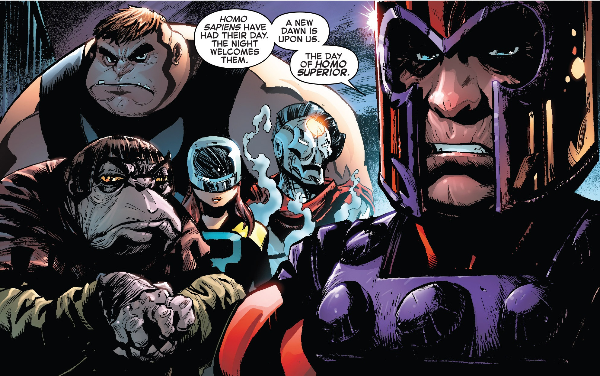 Brotherhood of Evil Mutants (Earth-18119)