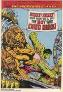 Bruce Banner (Earth-616) from Hulk! Vol 1 11 001