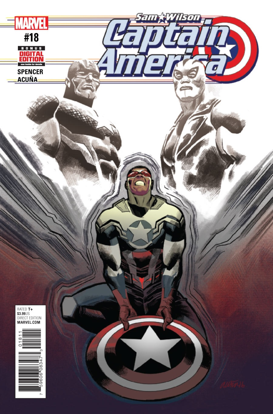 Captain America: Sam Wilson Vol 1 18