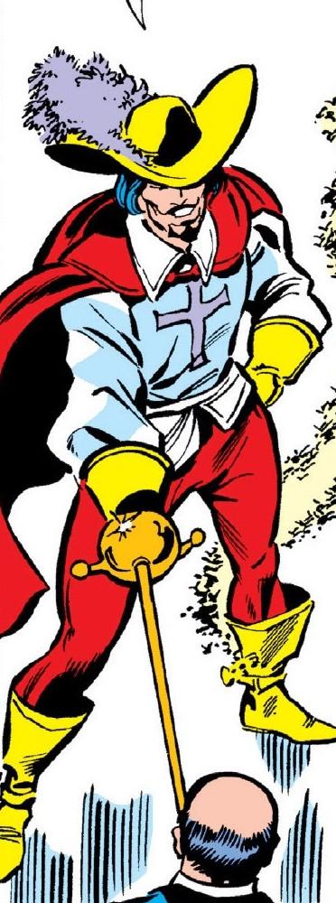 Charles de Batz de Castelmore d'Artagnan (Earth-616)