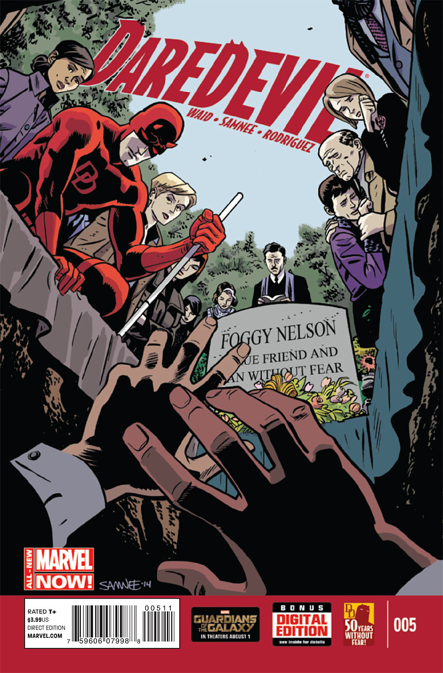 Daredevil Vol 4 5