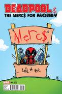 Deadpool & the Mercs for Money Vol 2 1 Young Variant