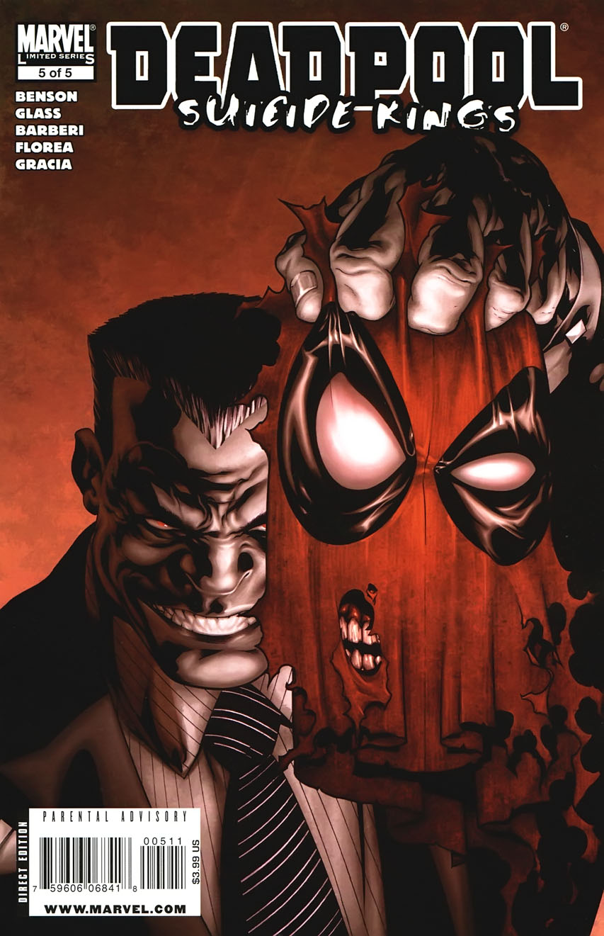 Deadpool: Suicide Kings Vol 1 5
