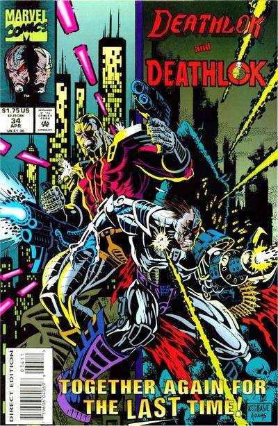 Deathlok Vol 2 34