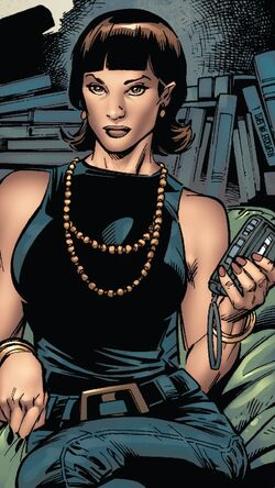 Elizabeth Brant (Earth-616) from Friendly Neighborhood Spider-Man Vol 1 15 001.jpg