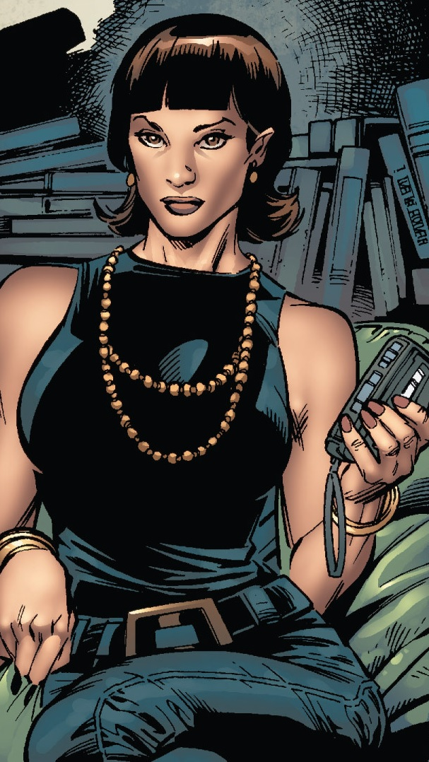 Elizabeth Brant (Earth-616)