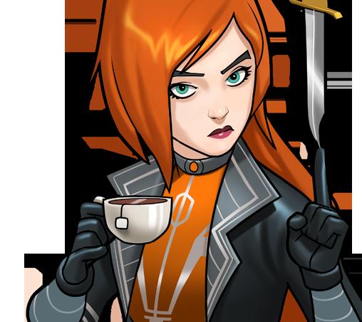 Elsa Bloodstone (Earth-TRN562)