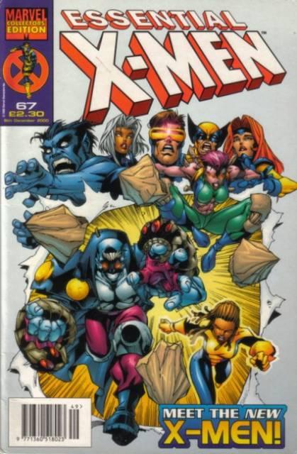 Essential X-Men Vol 1 67