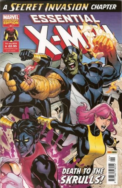 Essential X-Men Vol 2 6