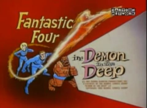 Fantastic Four (1967 animated series) Season 1 12