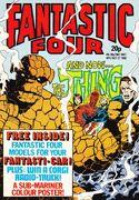 Fantastic Four (UK) Vol 1 4