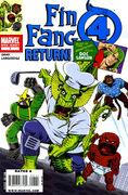 Fin Fang Four Return! Vol 1 1