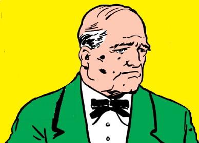 George Hargate (Earth-616)