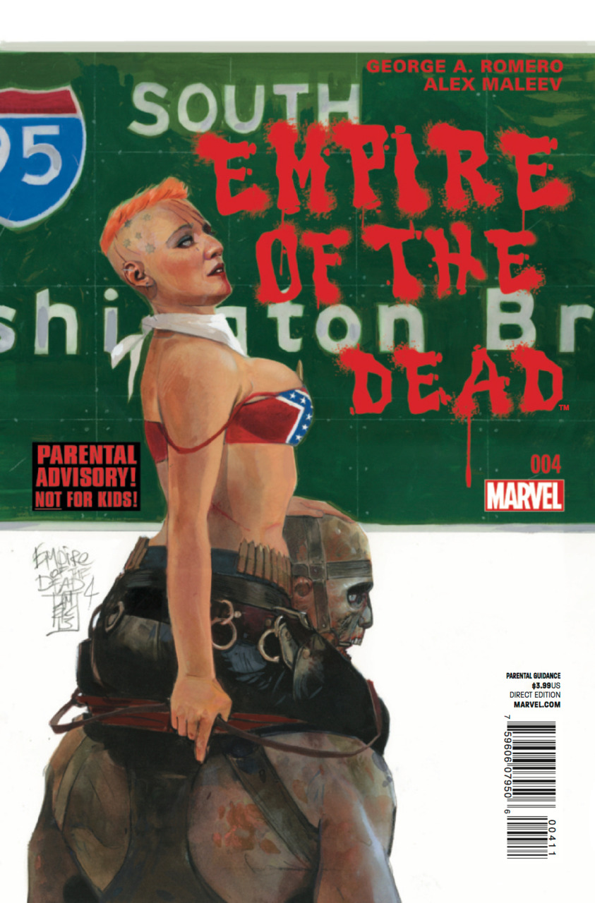 George Romero's Empire of the Dead: Act One Vol 1 4