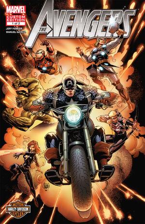 Harley-Davidson Avengers Vol 1 1.jpg