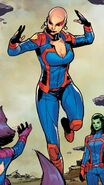 Heather Douglas (Earth-616) and Heather Douglas (Earth-18897) from Guardians of the Galaxy Vol 6 14 001