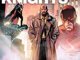 Heroes Reborn: American Knights Vol 1 1