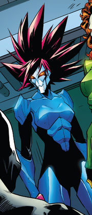 Hive (Poisons) (Earth-17952) Members-Poison Killer Thrill from X-Men Blue Vol 1 22 001.png