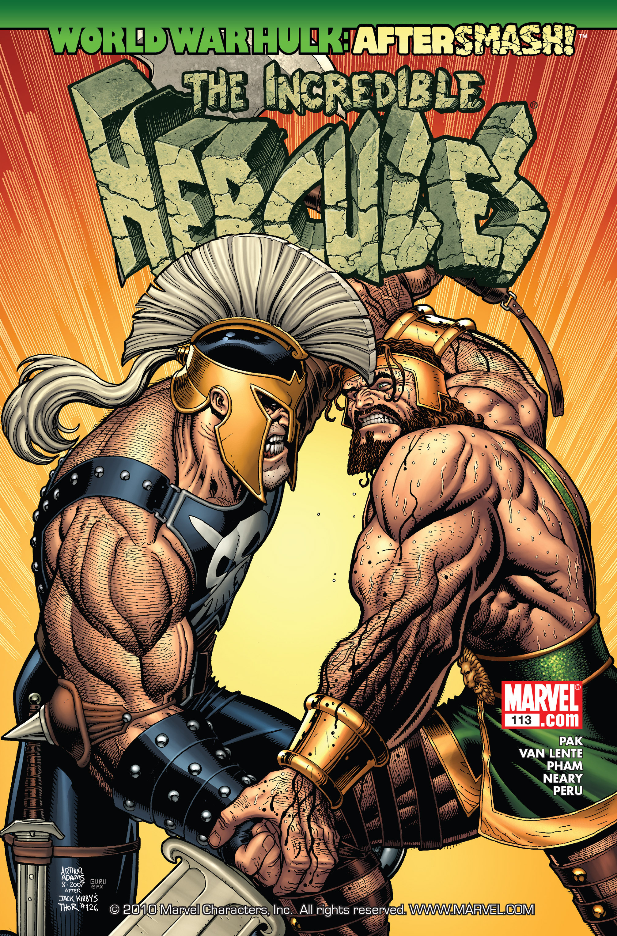 Incredible Hercules Vol 1 113