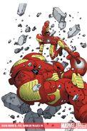 Iron Man & the Armor Wars Vol 1 4 Textless