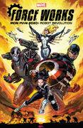 Iron Man 2020 Robot Revolution - Force Works Vol 1 1