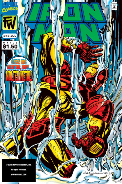 Iron Man Vol 1 318
