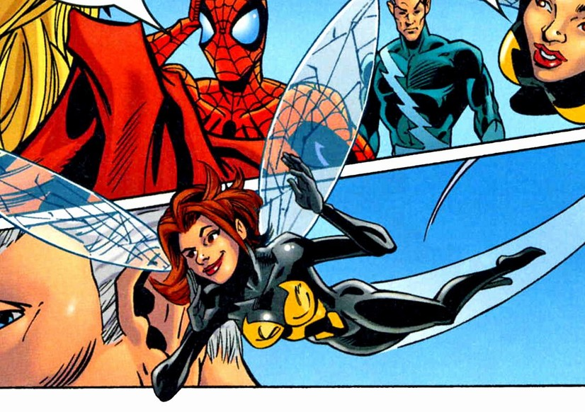 Janet Van Dyne (Earth-9411)