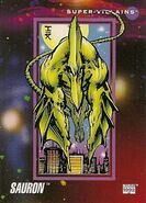 Karl Lykos (Earth-616) from Marvel Universe Cards Series III 0001