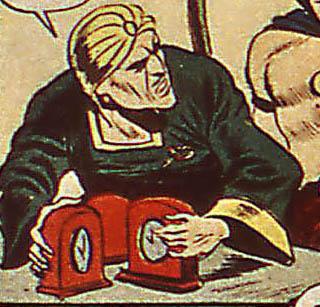 Kurt Hausner (Earth-616)