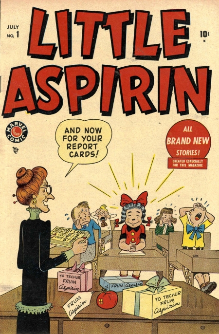 Little Aspirin Vol 1 1