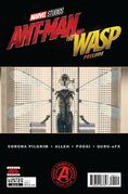 Marvel's Ant-Man and the Wasp Prelude Vol 1 2