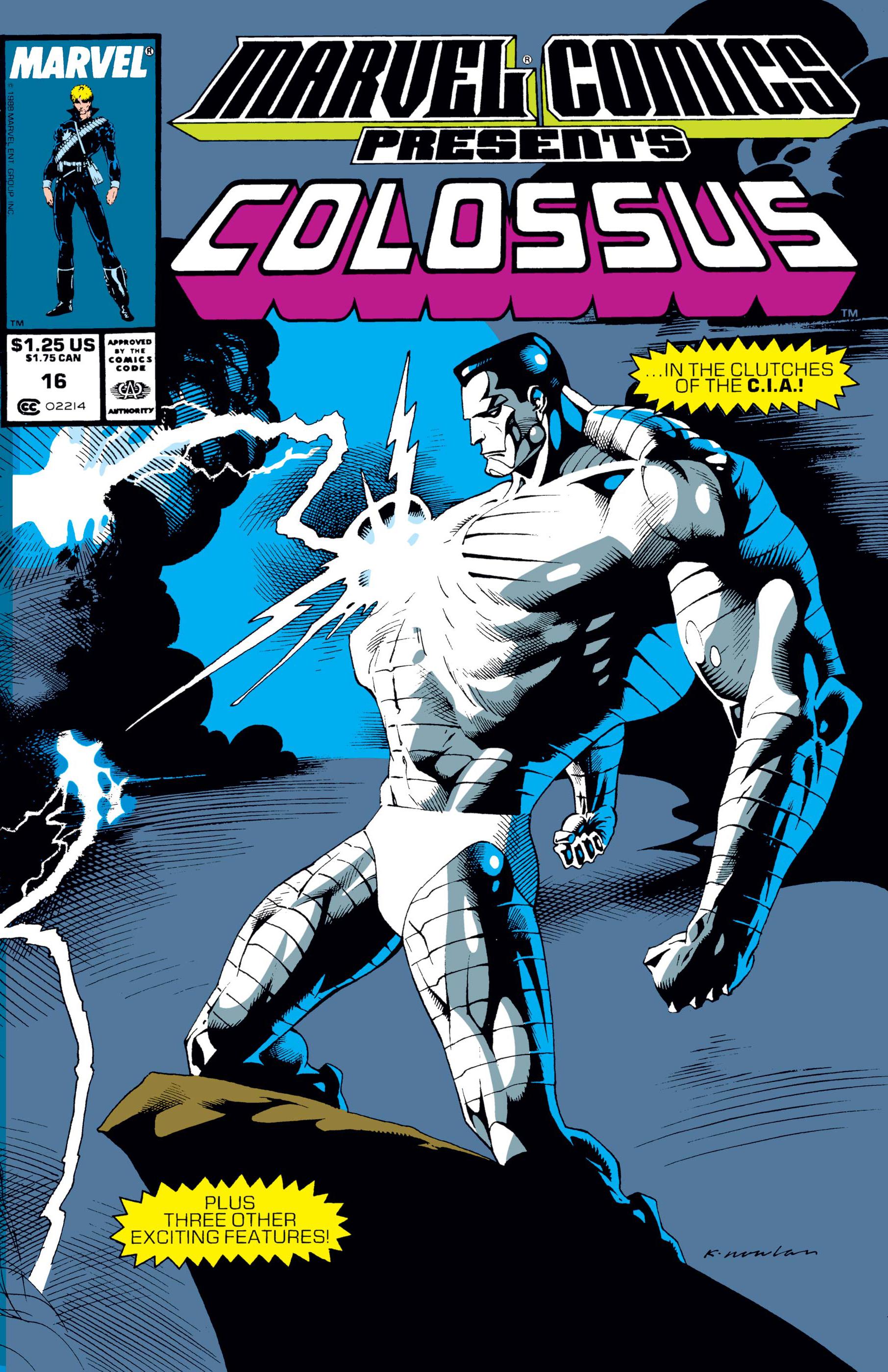 Marvel Comics Presents Vol 1 16