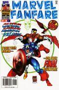 Marvel Fanfare Vol 2 1