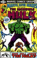 Marvel Super-Heroes Vol 1 100