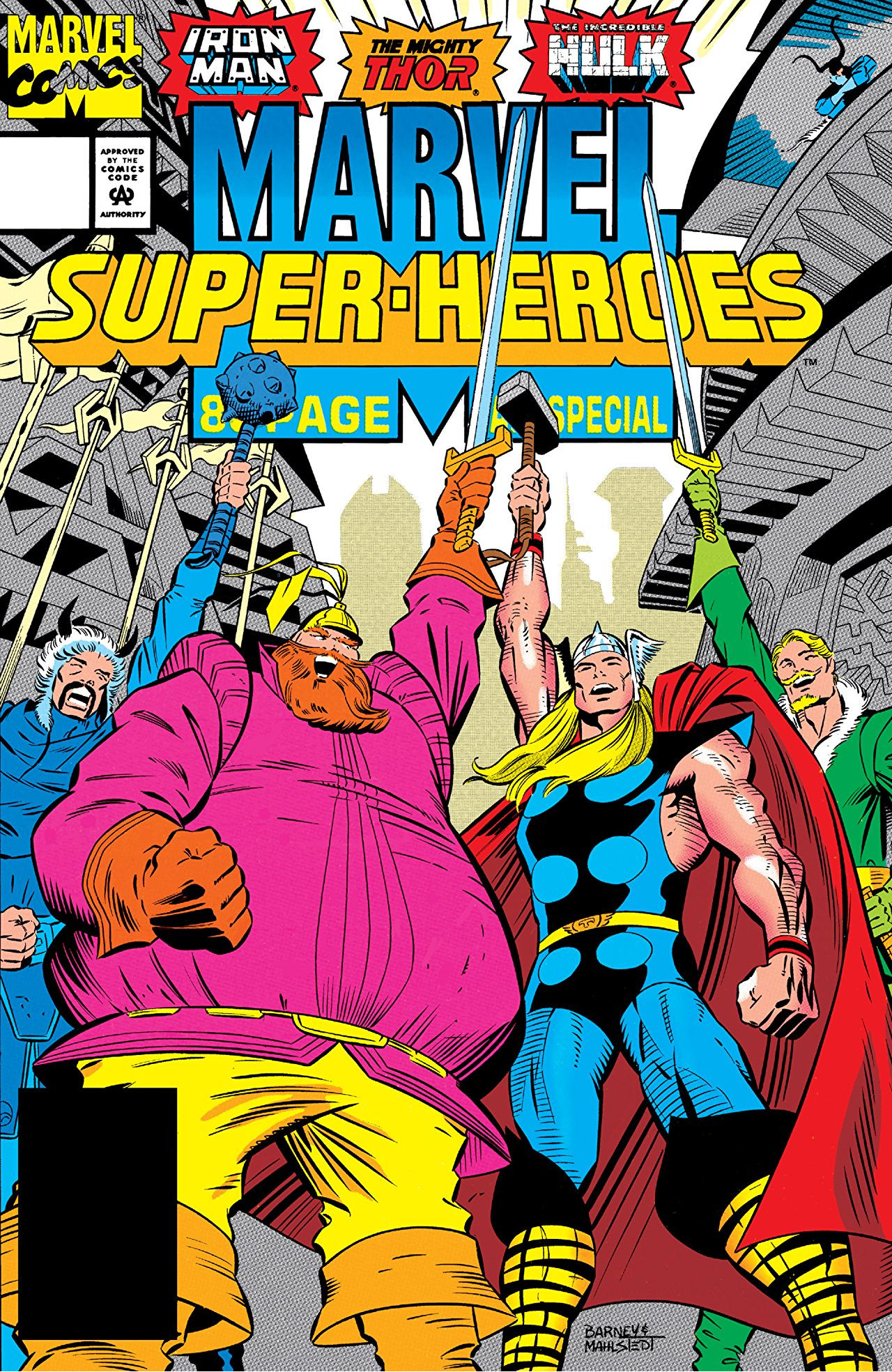 Marvel Super-Heroes Vol 2 15