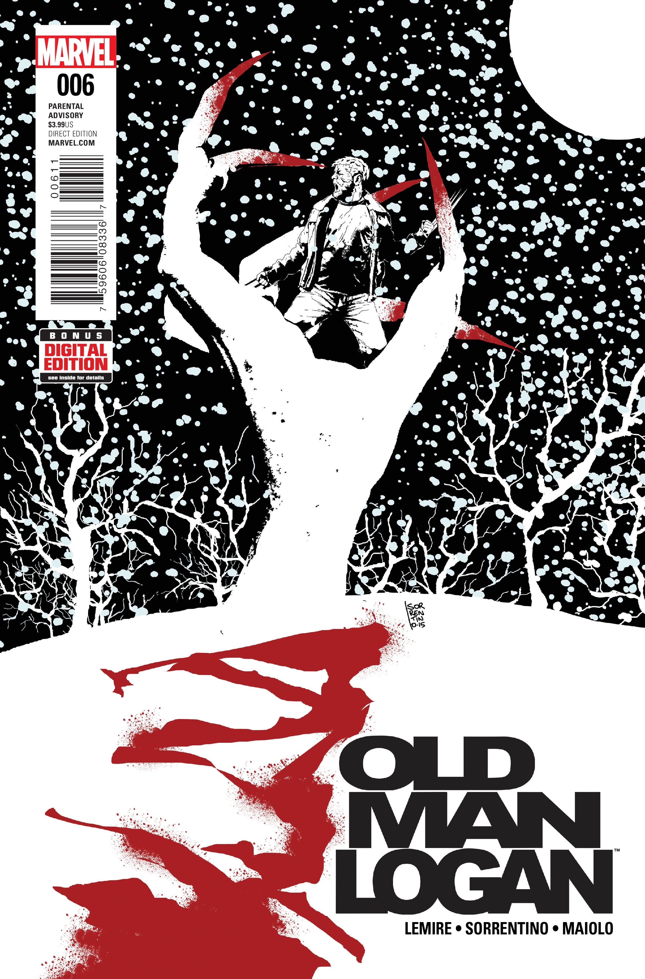 Old Man Logan Vol 2 6