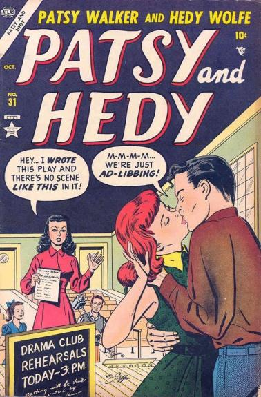 Patsy and Hedy Vol 1 31