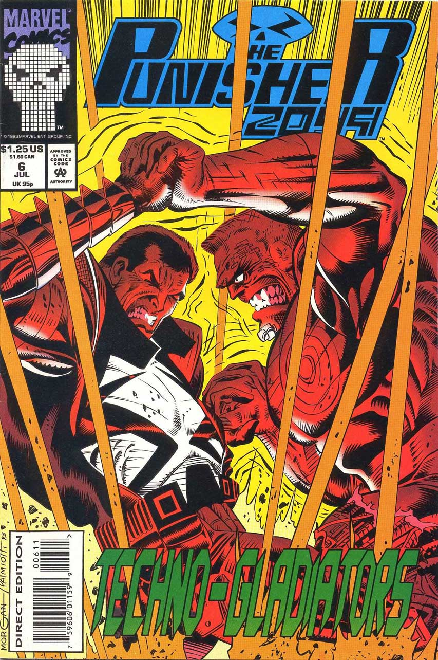 Punisher 2099 Vol 1 6