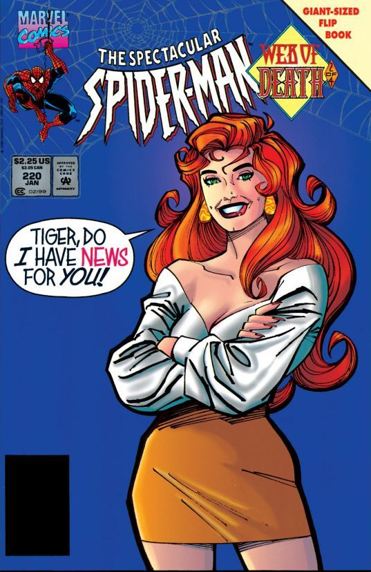 Spectacular Spider-Man Vol 1 220