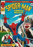 Spider-Man Comics Weekly Vol 1 157