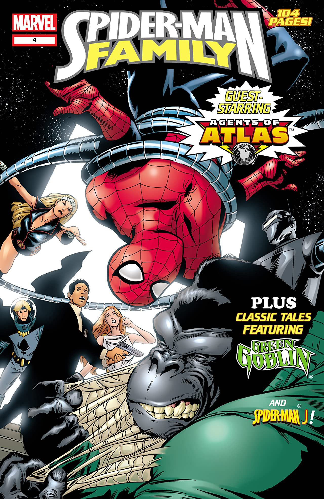 Spider-Man Family Vol 2 4