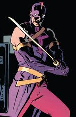 Swordsman (Atlanta) (Earth-616)