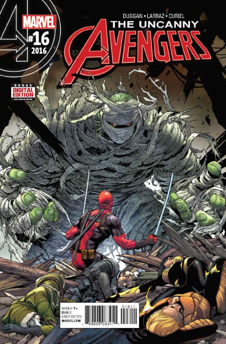 Uncanny Avengers Vol 3 16