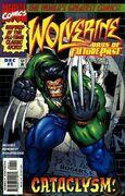 Wolverine Days of Future Past Vol 1 1