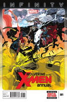 Wolverine and the X-Men Annual Vol 1 1