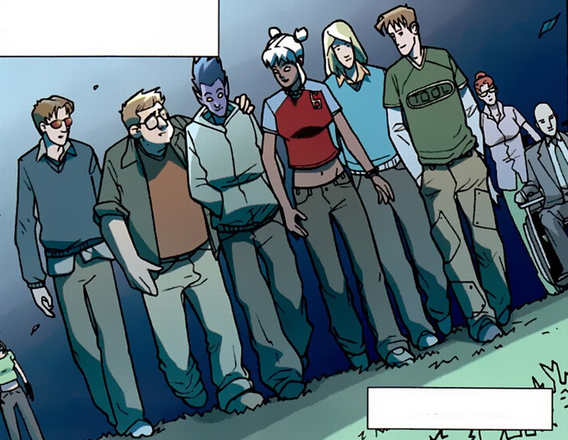 X-Men (Earth-10724) X-Campus Vol 1 2.jpg
