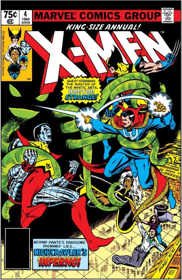 Uncanny X-Men Annual Vol 1 1980