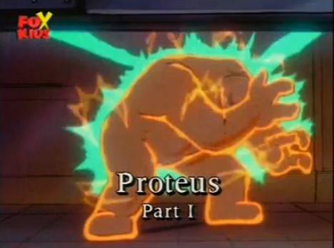 X-Men: The Animated Series Season 4 4